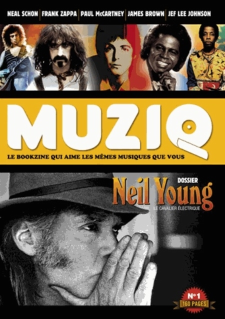 MUZIQ N 01 - NEIL YOUNG
